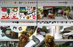 『MyBookEditor』の「ボックス」「型抜き」「デザイン台紙」を使いこなして、個性的な写真集を!