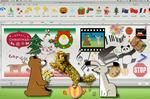 『MyBookEditor』に収蔵されている多彩なイラストを活用して楽しい写真集に!