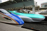 北陸新幹線が開通し多彩な顔ぶれが東京駅に。